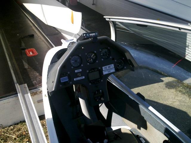 Cockpit Discus