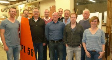 Vorstand Flugsportclub Giebelstadt 2019